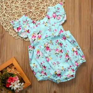 BABY GIRL CLOTHES SIZE 12 months romper